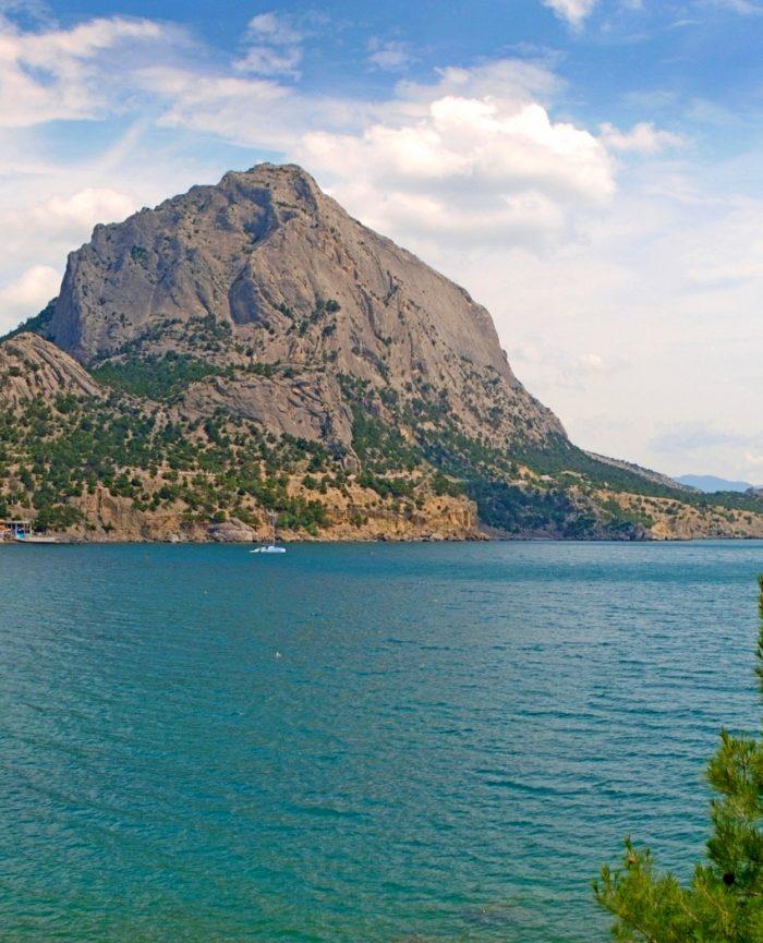 Гора Сокол Судак - Новый Свет